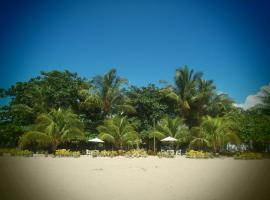 Pousada um Canto do Mar, Aratuba Beach (Armação do Tairu yakınında)