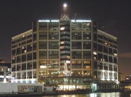ブリタニア インターナショナル ホテル カナリー ワーフ, ロンドン