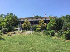 The Mansouri Mansion, Flat Rock