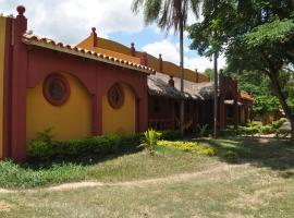 Hotel Rio Selva Resort Santa Cruz, Santa Cruz de la Sierra (Collpa yakınında)