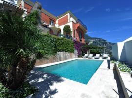 Villa Magia, Positano