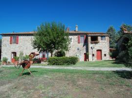 Villa S. Ansanino, Pari (Santo yakınında)