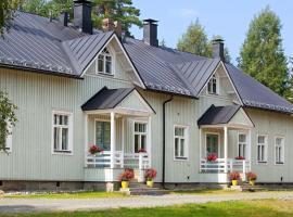 Bed & Breakfast Kuuksenkaari, Иломантси (рядом с городом Käenkoski)