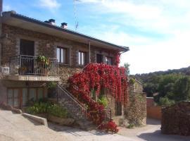 Apartamentos Albarcas, Villares de Jadraque (Hiendelaencina yakınında)