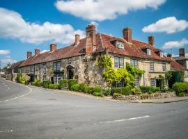 The Lamb Inn, Hindon (рядом с городом Fonthill Bishop)