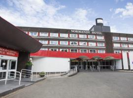 Normandy Hotel near Glasgow Airport