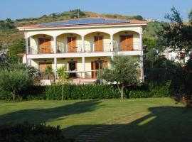 Larus Hotel, Sangineto