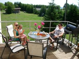 Sõrve Guest House, Salme (Toomalõuka yakınında)