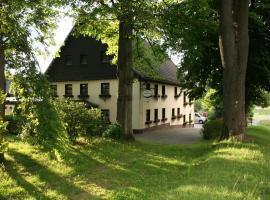 Hotel-Restaurant Haus Berkenbaum, Kierspe (Meinerzhagen yakınında)