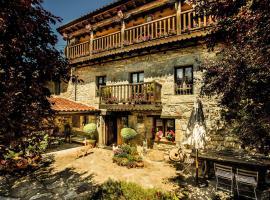 Hotel Rural Zalama, San Pelayo - Merindad de Montija (рядом с городом Loma de Montija)