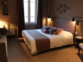 Hotellerie du Lac, Revel (рядом с городом Сорезе)