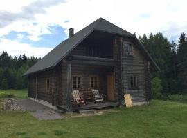 Vällamäe Farm, Haanja (Kündja yakınında)