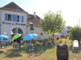Terre de Brenne, Azay-le-Ferron