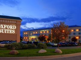 Oxford Suites Spokane Valley, Spokane Valley (in de buurt van Peone)