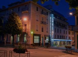 Hôtel de l'Europe, Saint-Jean-de-Maurienne