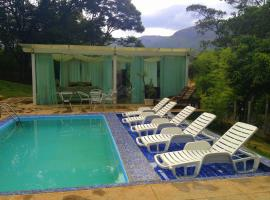 Casa em Solimoes, José Raydam