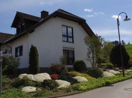 Ferienwohnung Meisenthal, Kelberg (Bodenbach yakınında)