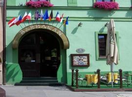 Hotel Barbakan, Levoča