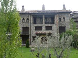 El Prau De Vidal I, La Puebla de Roda (рядом с городом Serraduy)