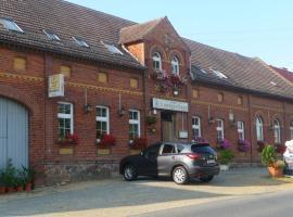 Werners Landgasthaus, Lieskau (Poley yakınında)