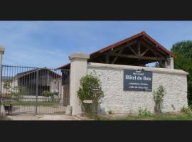 Ferme du Grand Hotel du Bois, Jouarre