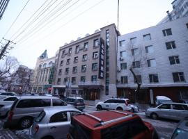 Harbin Beibei Holiday Hotel Central Street