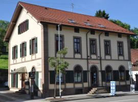 Gästehaus stuttgART36, Maulbronn (Ötisheim yakınında)