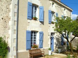 Maison Marie, Le Dorat (рядом с городом Peyrat-de-Bellac)