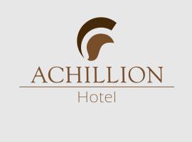 Hotel Achillion, Пирей