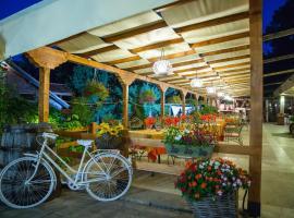 Bryasta Hotel & Restaurant, Tırnova (Goren Enevets yakınında)