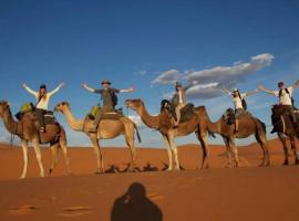Barak Desert Camp