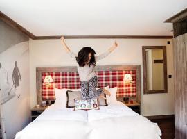 Hotel Bristol Verbier