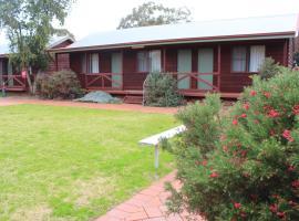 Aussie Cabins, Dubbo (Wellington yakınında)