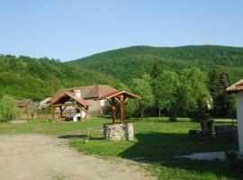 Toldi Vendégház, Felsőtold (рядом с городом Alsótold)