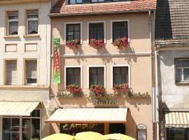 Eiscafe-Pizzeria-Hotel Rialto, Eilenburg (Behlitz yakınında)