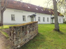 Palmse Manor Guesthouse, Palmse (Loobu yakınında)