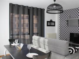 Apartamentos Vino y Camino, Нахера (рядом с городом Трисио)