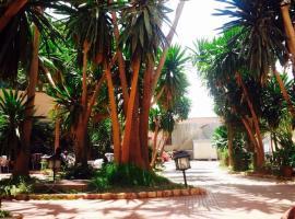 Sunshine Hotel, Asmara