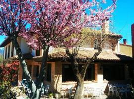 Hotel rural Los Manzanos, Rascafría