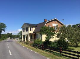Villa Kroken, Byxelkrok