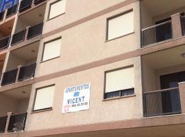 Apartamentos Vicent