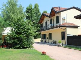 Villa Giglio, Arsago Seprio (Crugnola yakınında)