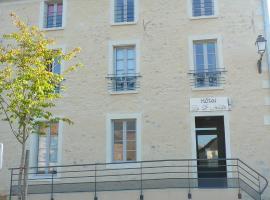 Hotel Le Saint Aubin