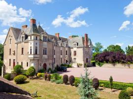 Château de la Verie, Шаллан (рядом с городом Soullans)