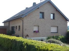 Ferienwohnung Inge Blum, Müllenbach (Bodenbach yakınında)
