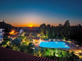 Hotel Europa Olympia, Олимпия (рядом с городом Dhroúva)