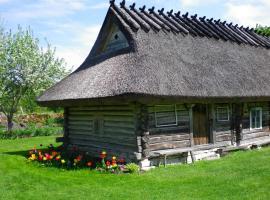 Käspri Farmstay, Koguva (Orissaare yakınında)