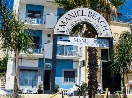 Maniel Beach Hotel, Letojanni