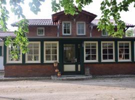 Ferienwohnung Heidekrug Langendamm, Ribnitz-Damgarten (Kückenshagen yakınında)