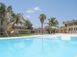 Oasis Praiamar, Praia
